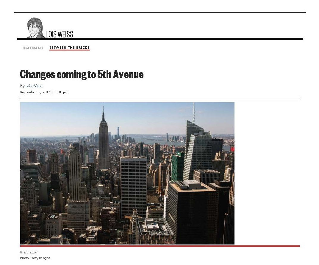Changes coming to 5th Avenue _ New York Post_Page_1